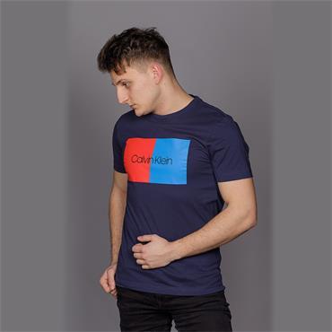 Twp Color Front Logo - Navy Blazer
