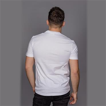 Cotton Flock T - Perfect White