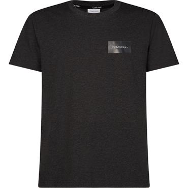 Chest Box Logo T - Dark Grey