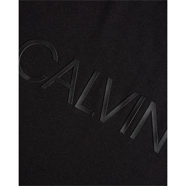 Ck 2 Tone Logo T - Calvin Black