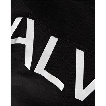 Calvin Klein Cut Lofo T - Black