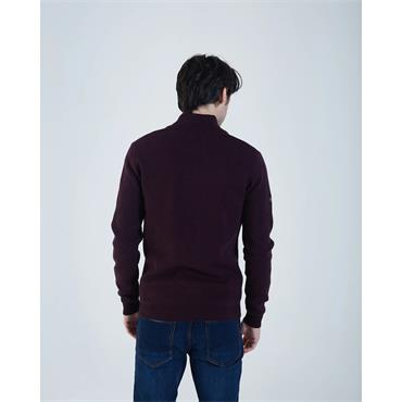 Diesel Colin 1/2 Zip - Port Royale Mel