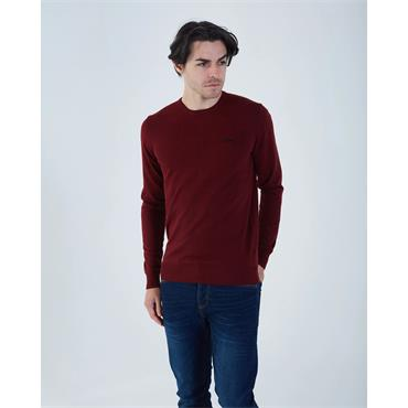 Diesel Dale Crew Neck - Biking Red