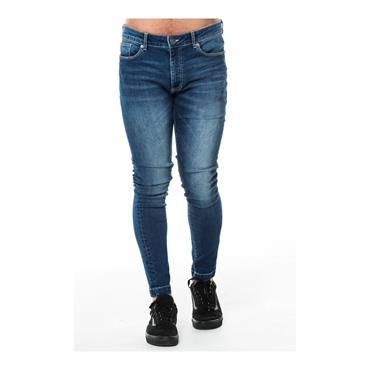 Essential Skinny Jean, Mid Blue - Level 1