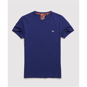 Collective T-Shirt - Downhill Blue