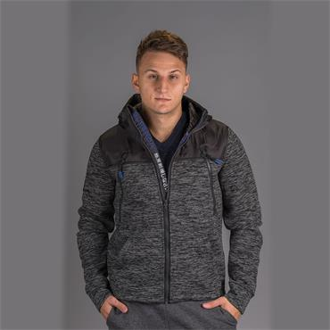 Mountain Ziphood - Black Granite Marl