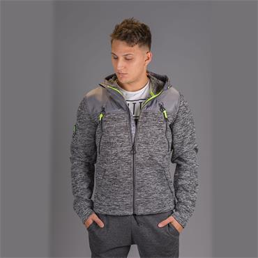 Mountain Ziphood - Grey Granite Marl