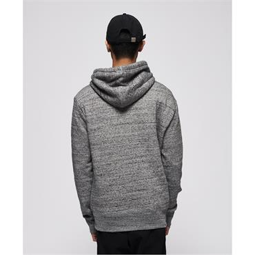 Superdry Orange Label Zip Hood - Flint Grey Grit
