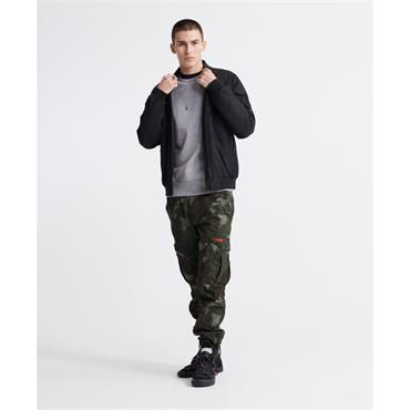 Superdry Collecttive Crew - Collective Dark Grey Grit
