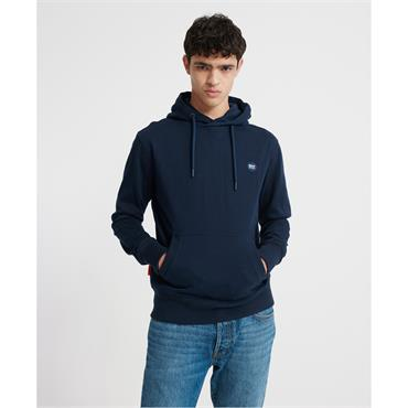 Superdry Collective Hood - Rich Navy