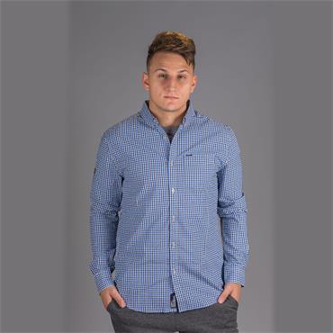 Ultimate Univrsty Oxford Shirt - Lemont Blue Check