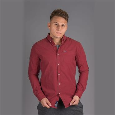 Ultimate Univrsty Oxford Shirt - Alberta Red Gingham