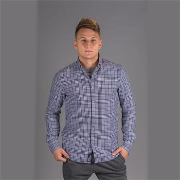 Ultimate Univrsty Oxford Shirt - Buck Navy Check