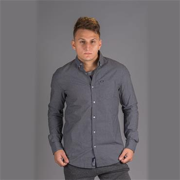 Ultimate Univrsty Oxford Shirt - Black Tex Gingham