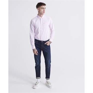 Superdry Classic University Oxford Shirt - Pink