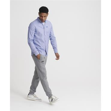 Superdry Classic London Shirr - Manor Gingham Royal