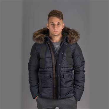 Chinook Jacket - Navy