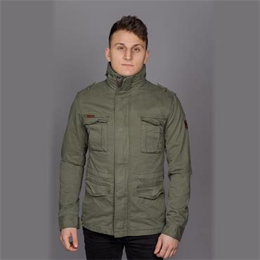 CLASSIC ROOKIE JACKET - ARMY GREEN