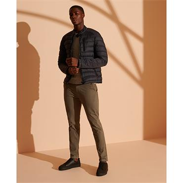 Superdry Commuter Quilted Jacket - ECLIPSE NAVY