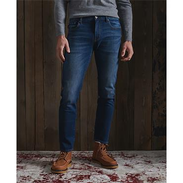 Superdry Slim Jean - Union Dark Blue
