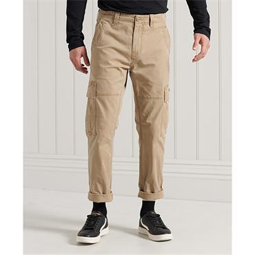 Superdry Core Cargo Pants - Dress Beige