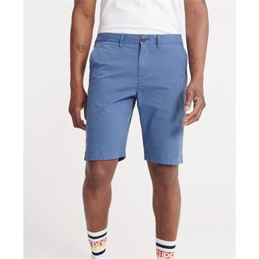 Superdry Intl Chino Shorts - Neptune Blue