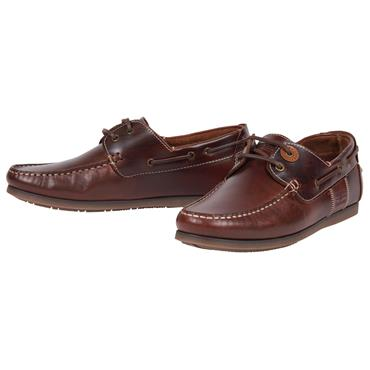 Barbour Capstan Shoes - Brown