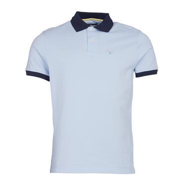 Barbour Lynton Polo - Blue