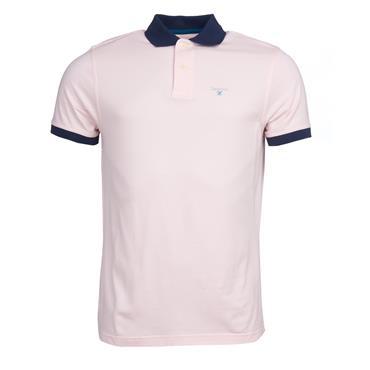 Barbour Lynton Polo - Pink