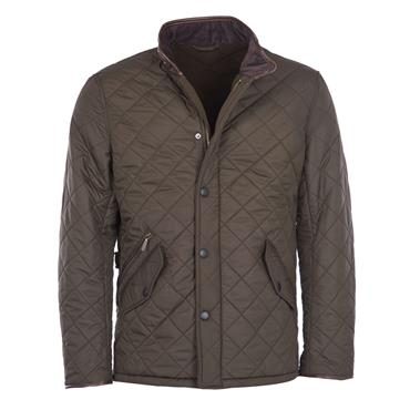 Barbour Powell Jacket - Beige