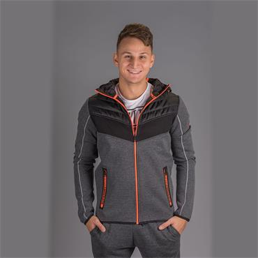 Gym Tech Chevron Hybrid - Urban Grey Heather