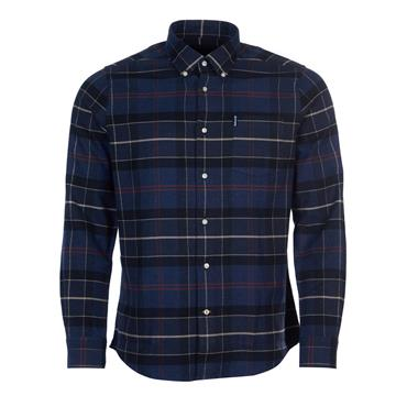 Barbour Lustleigh Shirt - Navy