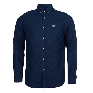 Barbour Oxford Shirt - Navy