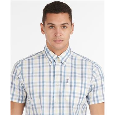 Barbour Tattersall S/s Shirt - Check