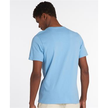 Barbour Sports Tee - Blue