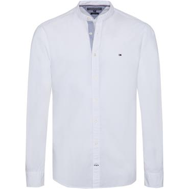 Engineered Classic Dobby Shirt - Bright White