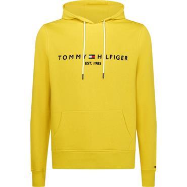 Tommy Logo Hoody - Sulphur