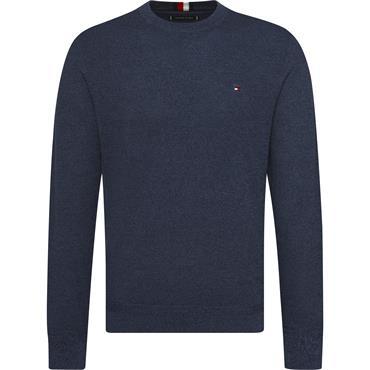 Mouline Ricecorn Sweater - Vintage Indigo Htr