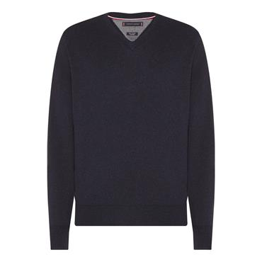 T.H PIMA COTTON CASHMERE - Desert Sky Heather