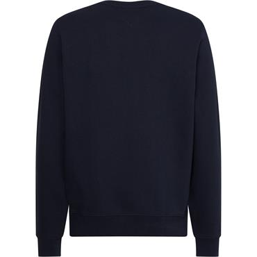 Tommy Hilfiger Embossed Sweat - DESERT SKY