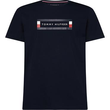 Tommy Hilfiger Corporate Box T - DESERT SKY