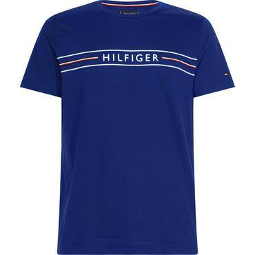 Tommy Hilfiger Corporate T - Phtalo Blue