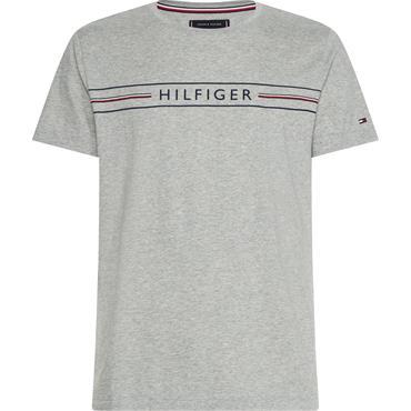 Tommy Hilfiger Corporate T - Medium Grey Heather