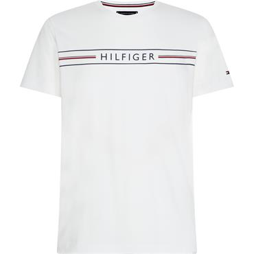 Tommy Hilfiger Corporate T - White