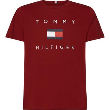 TOMMY FLAG HILFIGER - Regatta Red