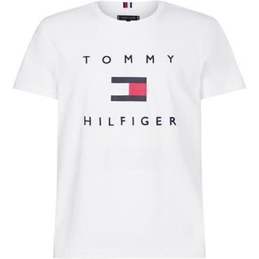 TOMMY FLAG HILFIGER - White