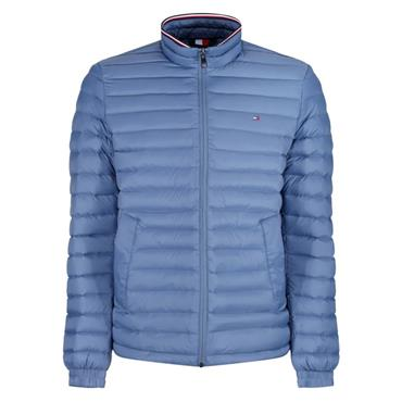 Tommy Hilfiger Packable Down Jacket - Iron Blue