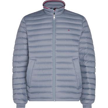 Tommy Hilfiger Packable Down Jacket - Flint Blue