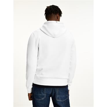 Tommy Hilfiger Stacked Hood - White