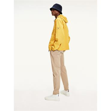 Tommy Hilfiger Tech Hooded Jacket - Yellow